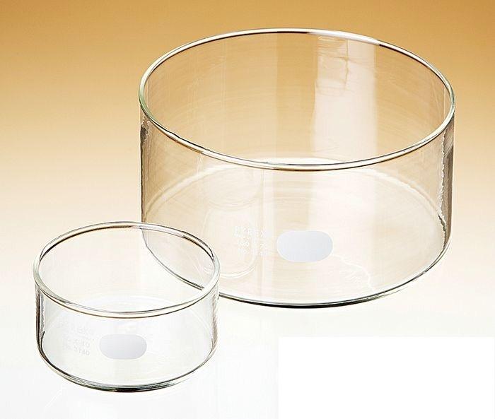 Κρυσταλλωτήρια (Crystallizing dishes) - Υάλινα